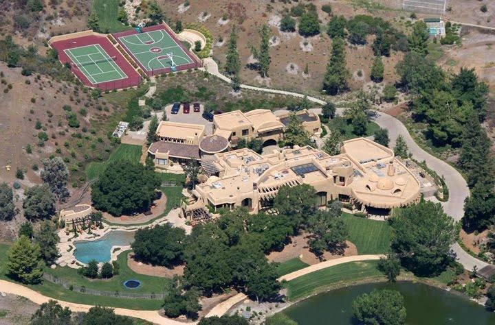 Casa Will Smith