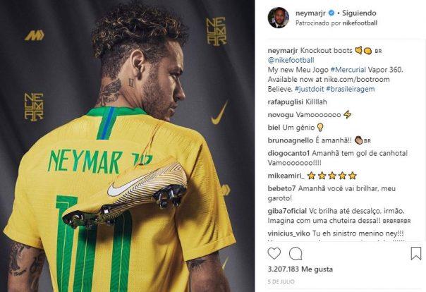 b37f83eab Los deportistas que más cobran en Instagram