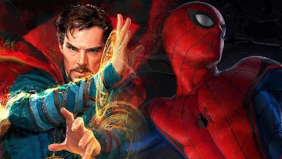 Spiderman y Dr. Strange