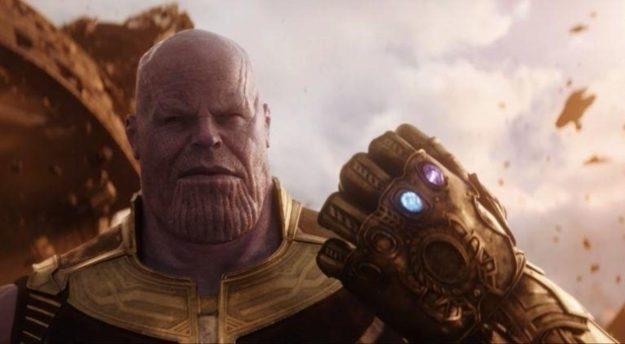 Thanos, Avengers, Infinity War
