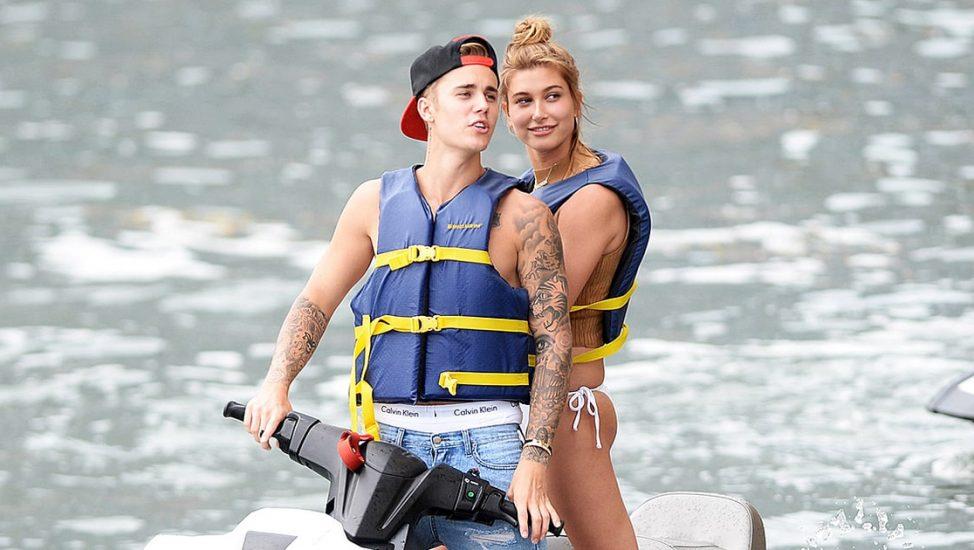 Justin Bieber y Hailey Baldwin