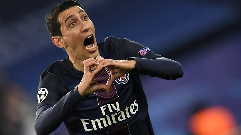 Angel Di Maria corazon