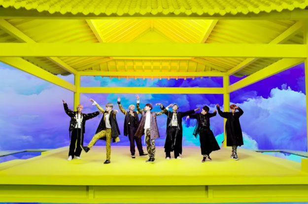 BTS Idol