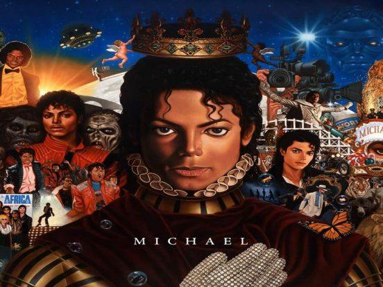 Michael Jackson disco póstumo