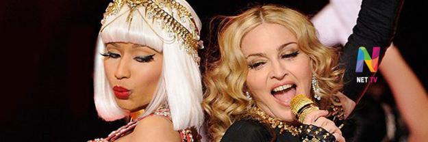 Nicky Minaj y Madonna