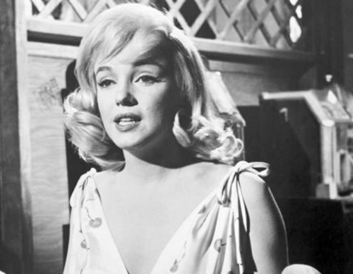 Revelaron Una Escena De Desnudo De Marilyn Monroe