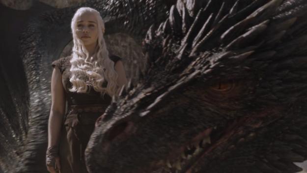 Dragones GOT