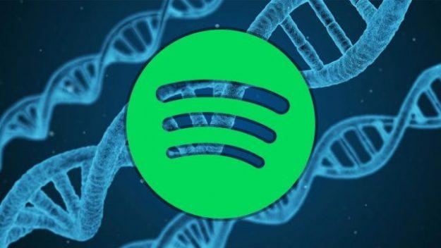 Spotify y Ancestry