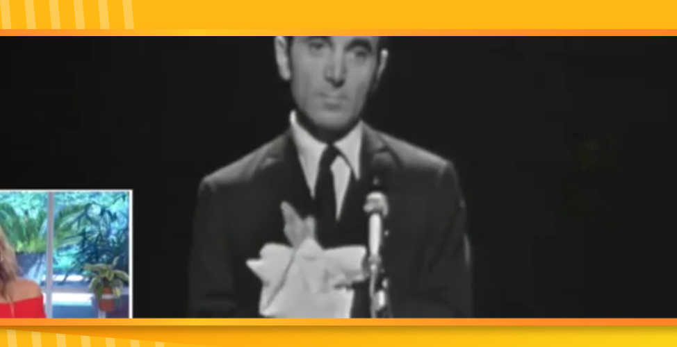 Las Rubias + Uno Charles Aznavour