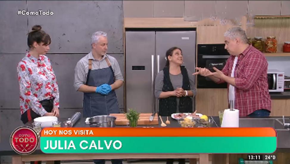 Julia Calvo
