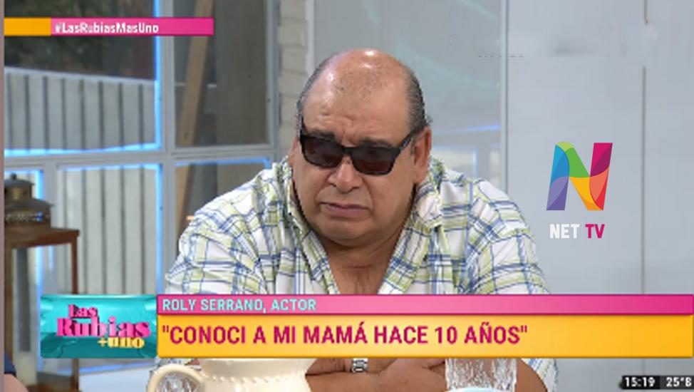 Roly Serrano en Las Rubias + Uno