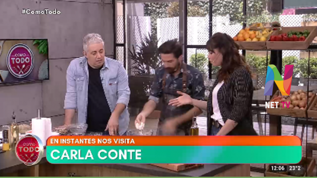 Tacos de vegetales Pablo Martin