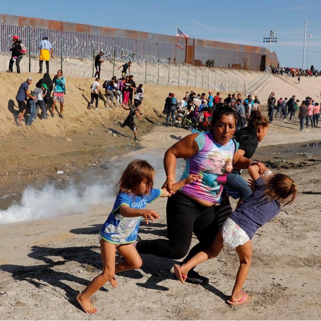 Represión a migrantes en EE.UU.
