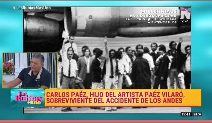 Sobreviviente de la tragedia de Los Andes brindó charla motivacional a Boca