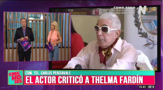 Carlos Perciavale