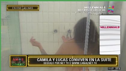 Ducha de Camila