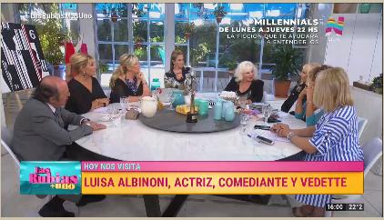 Las Rubias + Uno 041218