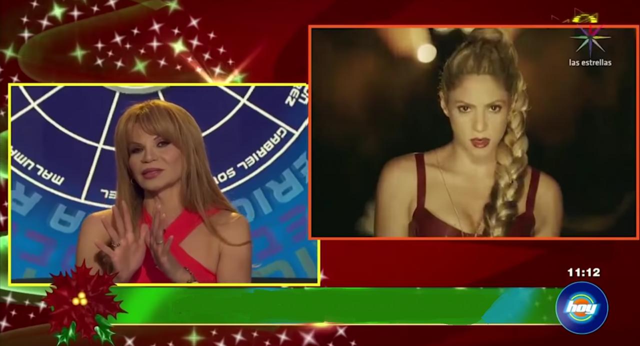 Shakira Estaria Embarazada Segun Famosa Clarividente El polémico jaime bayly criticó a jóvenes que protestan en colombia. shakira estaria embarazada segun famosa