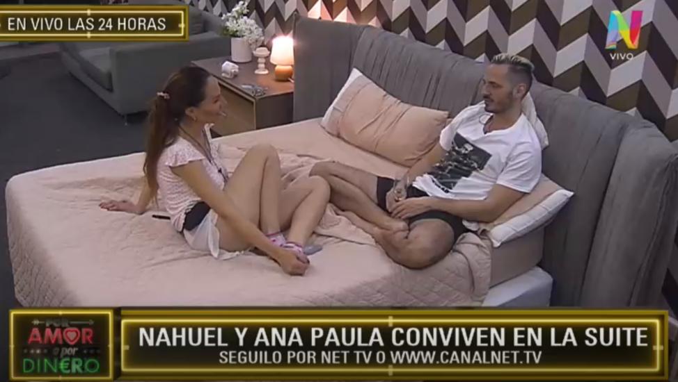 Nahuel y Ana Paula
