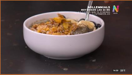 Súper bowl nutritivo
