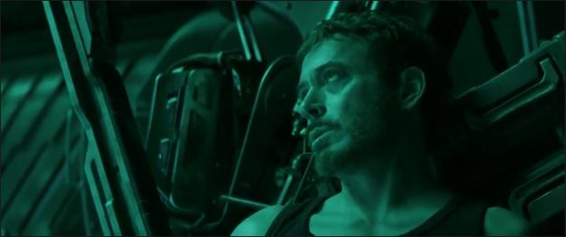 Tráiler Avengers 4