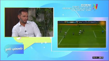 Adrián Fausto habla de lesión de Rodrigo Mora