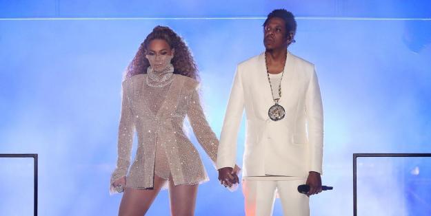 Betonce y Jay-Z