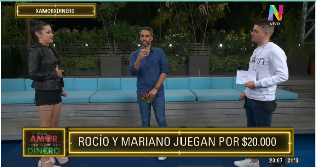 Decisión Rocío y Mariano