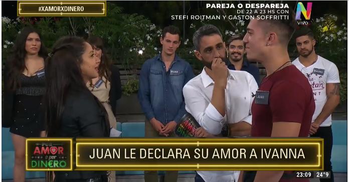 Decisión de Ivanna y Juan