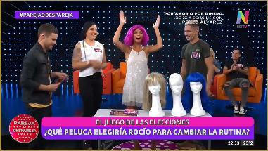 Juego de las elecciones especial de cumbia