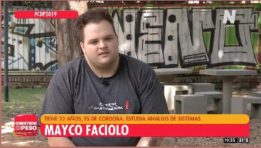 Mayco Faciolo