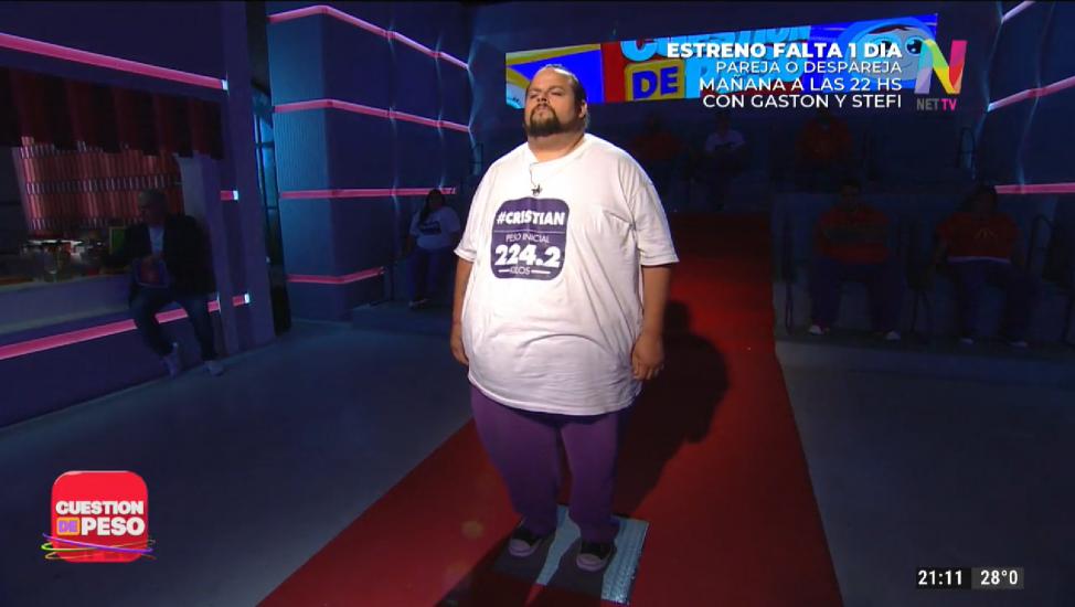 cuestion de peso