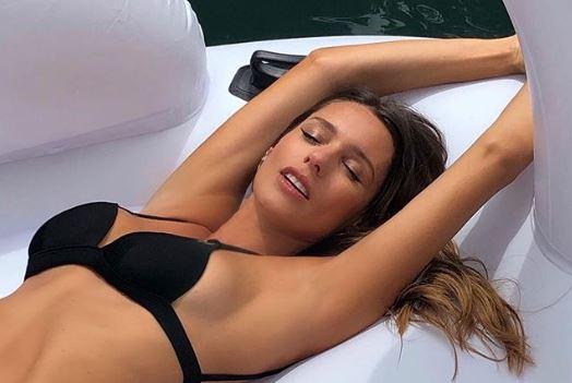 Paren Sacó Transparente TodoAhora Bikini Pampita qGVpUSzM
