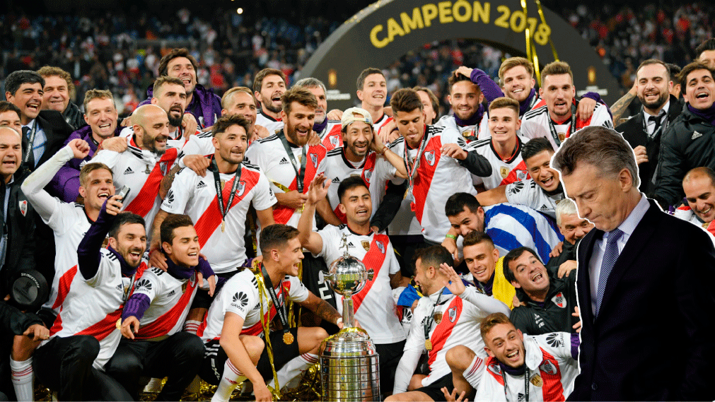 Macri confesó que nunca superará el dolor por haber perdido la Superfinal ante River