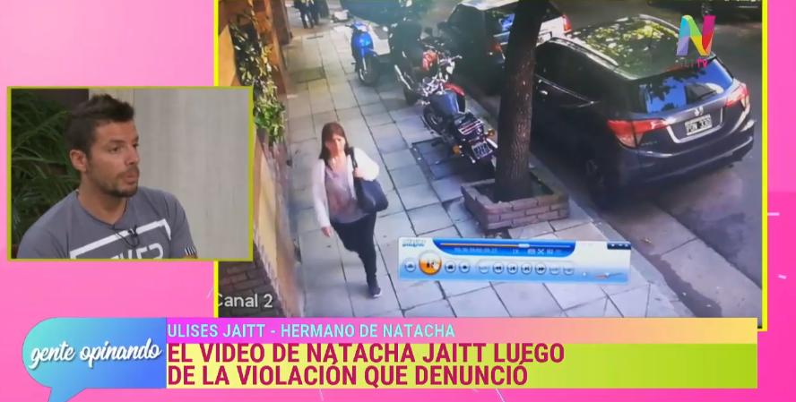 """Ulises Jaitt sobre la violación de Natacha: """"Le metieron cocaína en el vaso"""""""