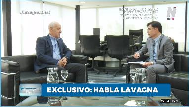 Avance entrevista de Jorge Fontevecchia a Roberto Lavagna