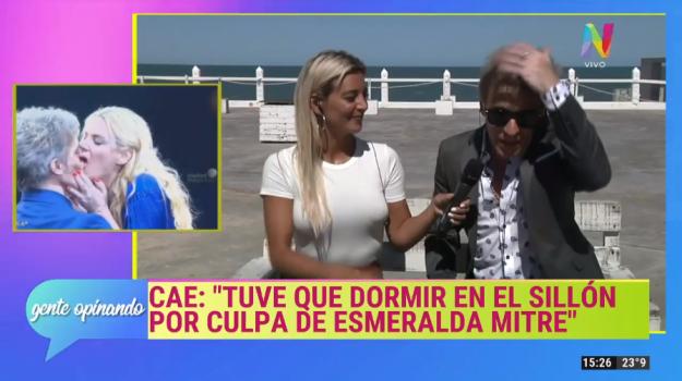 CAE con Sol Pérez