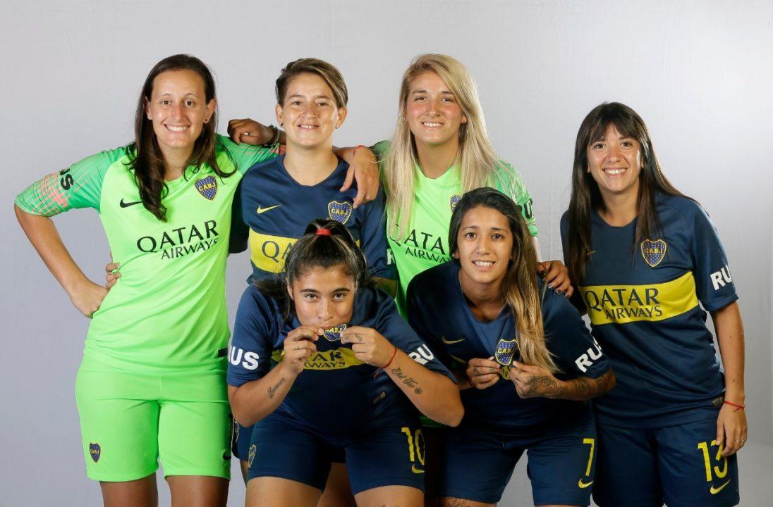 Un paso histórico: el equipo femenino de Boca jugará en La Bombonera
