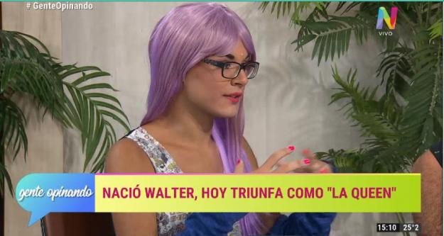 Walter La Queen