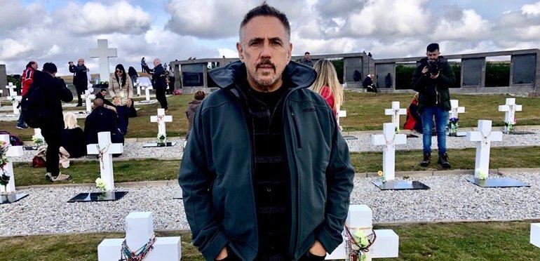 alejandro lerner homenaje soldados islas malvinas