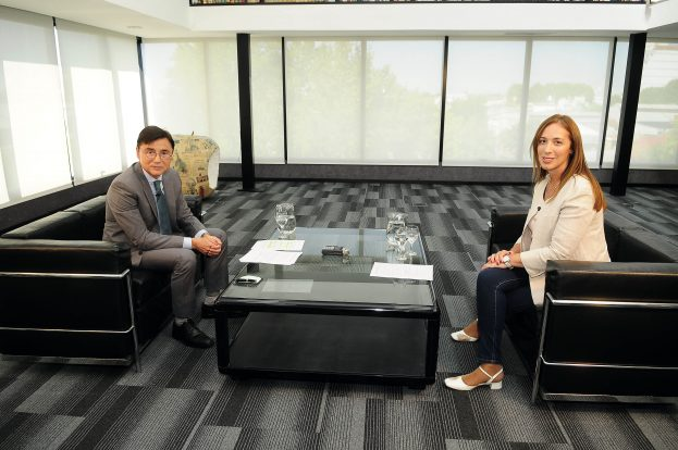 Jorge Fontevecchia Maria Eugenia Vidal Periodismo Puro