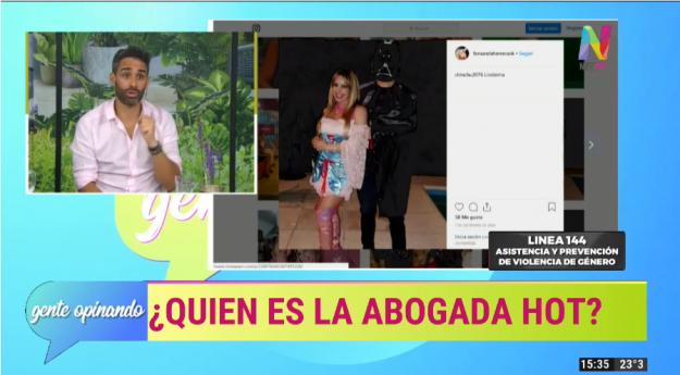 Abogada Fernanda Herrera