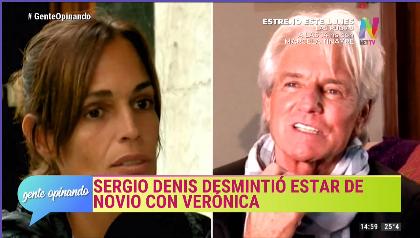 Sergio Denis y Verónica Monti