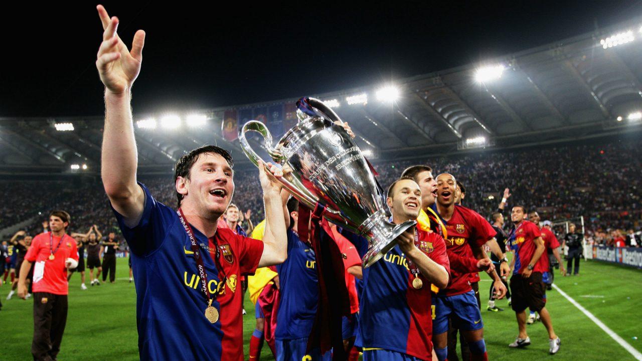La estadística que le permite al Barça de Messi soñar con la Champions