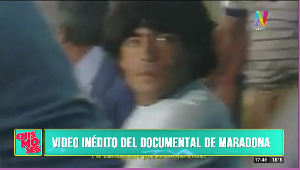Documental Maradona