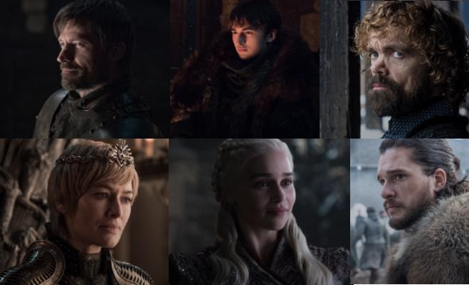 Mirá El Increíble Cambio Físico De Los Personajes De Game Of Thrones