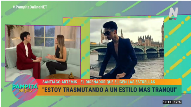 Santiago Artemis