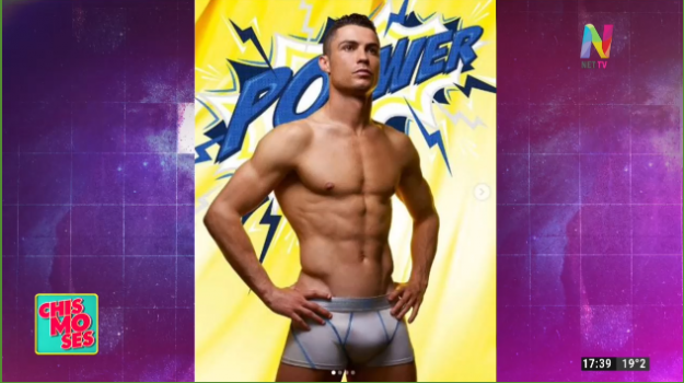 Superpoder Cristiano Ronaldo