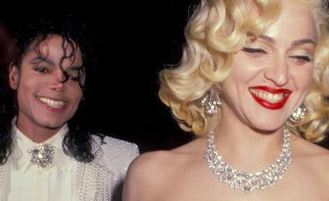 Resultado de imagen para Madonna defendió a Michael Jackson ante las acusaciones de abusos a niños en Leaving Neverland