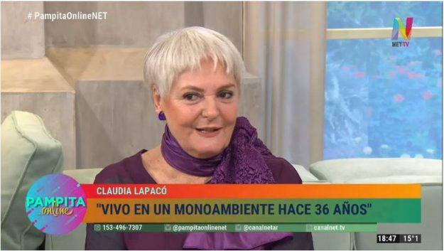 Claudia Lapacó